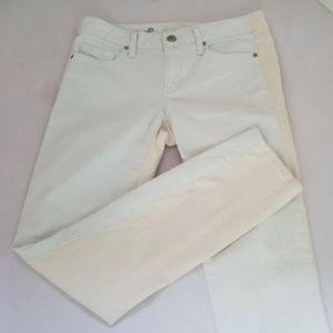 Gap Always Skinny 2-Tone Jeans 25r Inseam 27
